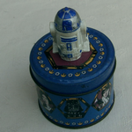 Star Wars R2-D2 Candy container tin 1996 issue @sold@